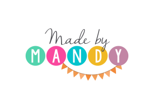 Made by Mandy - bunting - PNG