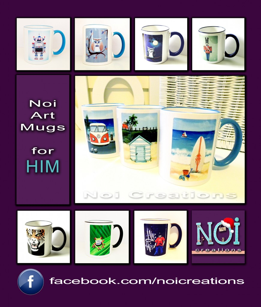 noi mugs for him