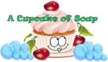 A Cupcake of Soap