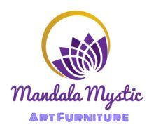 Mandala Mystic – Art Furniture