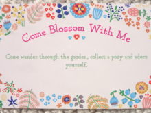 Come Blossom with Me