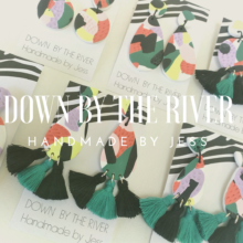 Down by the River || Handmade by Jess