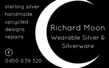 Richard Moon Wearable Silver & Silverware