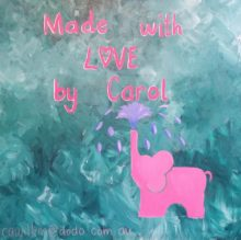 Made with Love by Carol