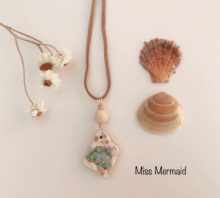 Miss Mermaid Upcycled Jewellery from the Sea